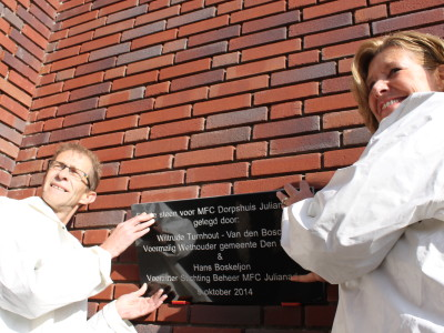 Opening MFC Julianadorp