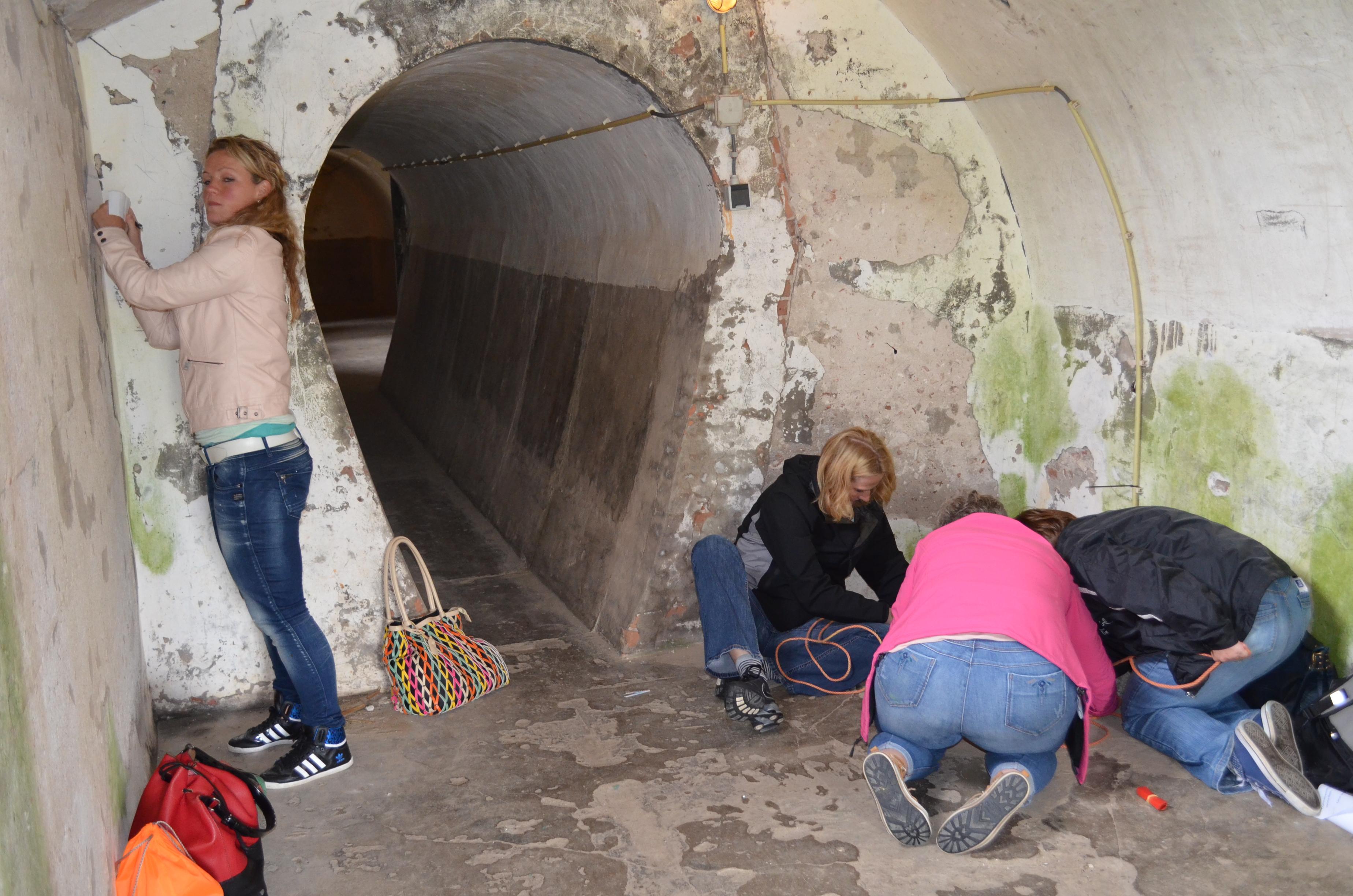 Fort Boyard spel Bedrijfsuitje Alkmaar Den Helder Noord-Holland