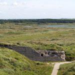 Fort Kijkduin zuidzijde