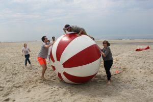 Beach Challenge - Evenement op Texel