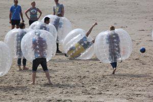 Bumperballz - Evenement op Texel
