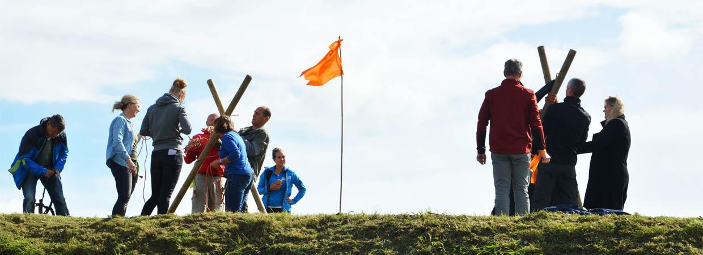 Groepsuitjes Enkhuizen Teambuilding
