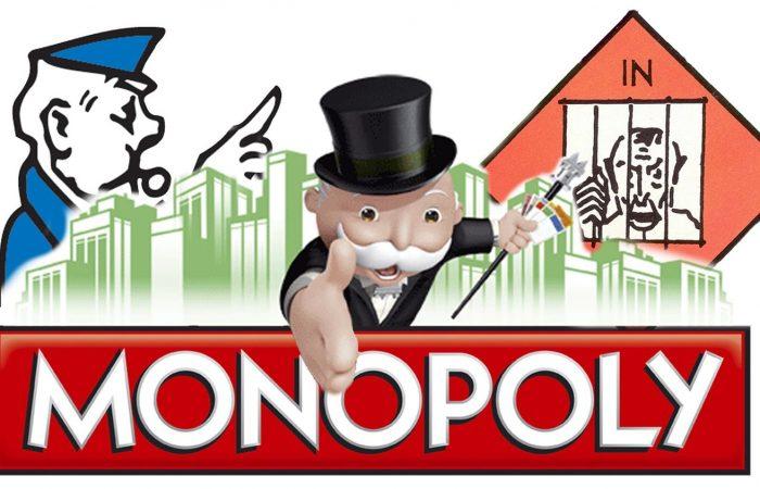 Levend-Monopoly-spelen